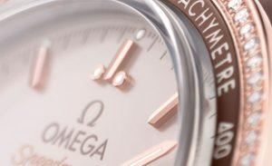 OMEGA: 与时间的咖啡时光