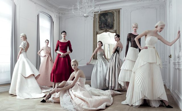 Dior 70载的造梦设计旅程