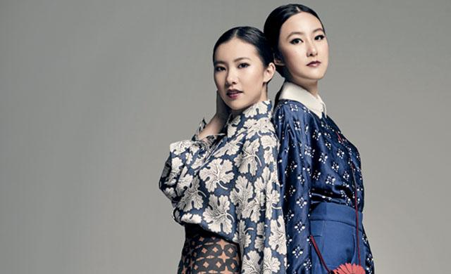 双姝风华-月之影 Rachel Yeoh