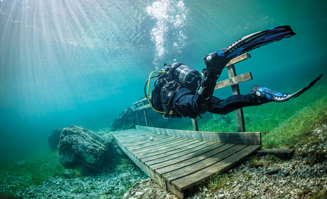 异次元世界 | 奥地利翠湖 Green Lake, Austria