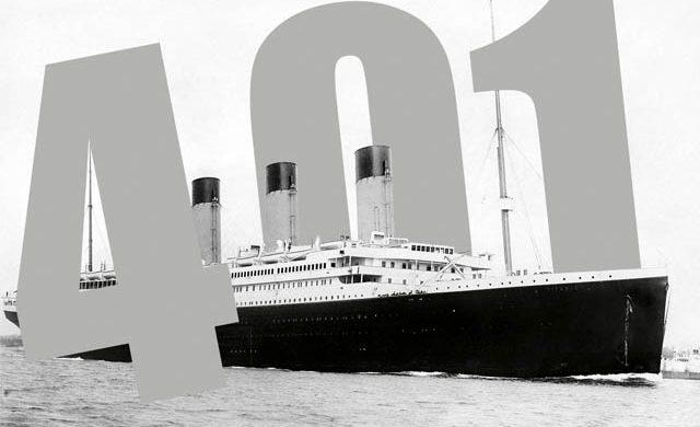 数字闪烁有时: [401] 海运中的绝唱