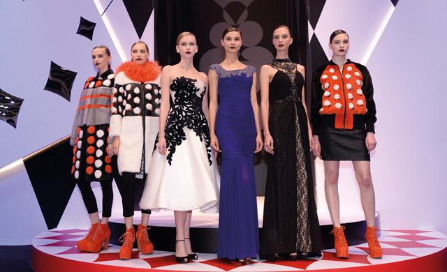世界时尚风向标
