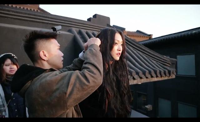 幕后花絮:《ICON 风华》3月号封面人物 | 王新宇
