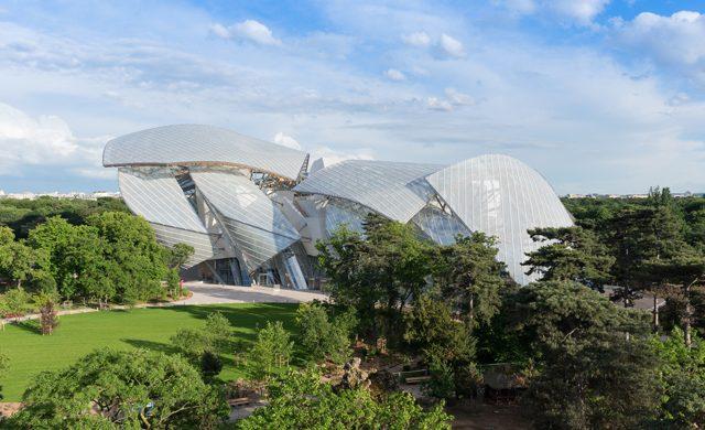 Fondation Louis Vuitton线上艺术活动
