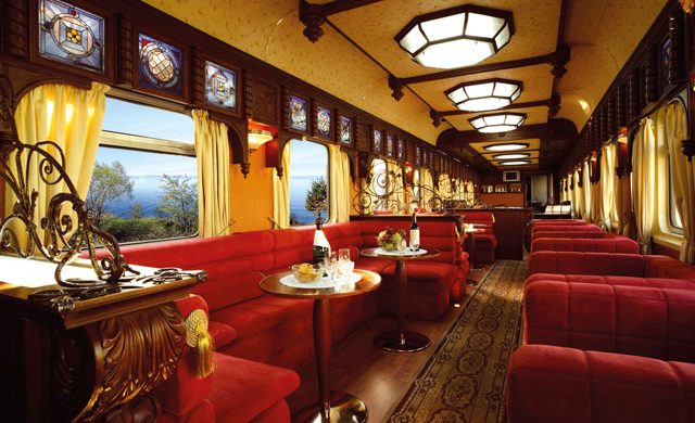 西伯利亚大铁路 Trans-Siberian Railway
