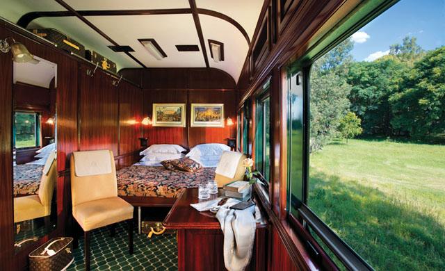 非洲之傲列车 Rovos Rail
