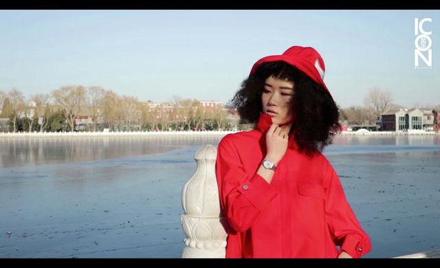 幕后花絮:《ICON 风华》2月号封面人物 | 杨晓阳