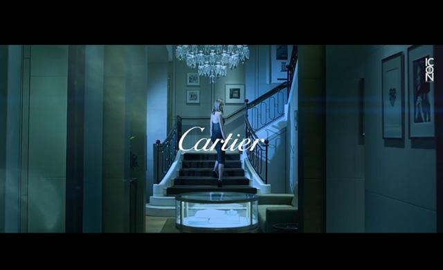 《ICON》X Cartier:奇幻世界