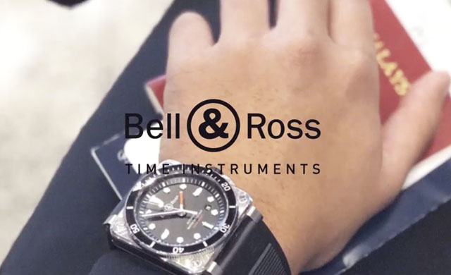 《ICON》X Bell & Ross : 极地任务